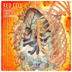 Red Cell - Endings And Beginnings (2016)
