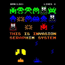 Seraphim System - This Is Invasion (Single) (2015)