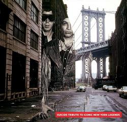 VA - Suicide Tribute To Iconic New York Legends (2014)