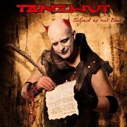 Tanzwut - Schreib Es Mit Blut (Single) (2016)