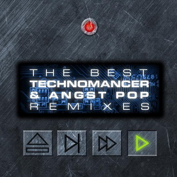VA - The Best Technomancer & Angst Pop Remixes (2017)