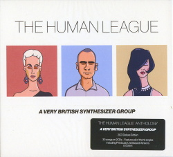 The Human League - A Very British Synthesizer Group (2CD Deluxe Edition) (2016)