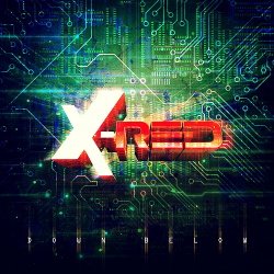 X-RED - Down Below (EP) (2017)