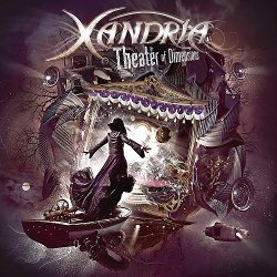Xandria - Theater Of Dimensions (2CD) (2017)