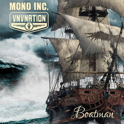 Mono Inc. and VNV Nation - Boatman (Single) (2017)
