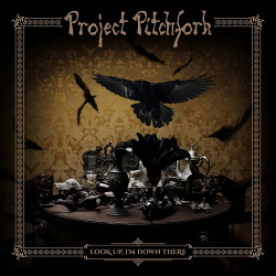 Project Pitchfork - Look up, I'm Down There (2CD) (2016)