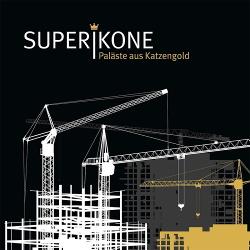 Superikone - Palaeste aus Katzengold (2017)