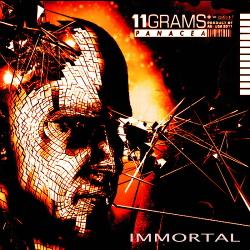 11Grams - Immortal - Single + Remixes (2018)