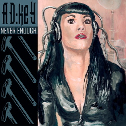 AD:keY - Never Enough EP (2018)