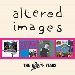 Altered Images - The Epic Years (4CD) (2018)