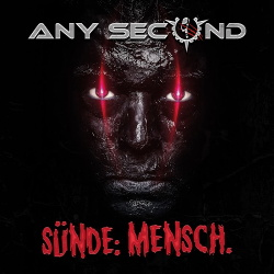 Any Second - Sünde: Mensch (2CD Deluxe Edition) (2018)