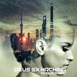 Axel Samano - Deus Ex Machina (2CD) Antikythera + The Storyteller (2018)