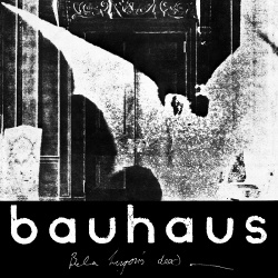 Bauhaus - The Bela Session EP (2018)