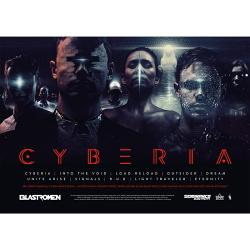 Blastromen - Cyberia (2018)