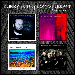 Blinky Blinky Computerband - Four In One (2018)