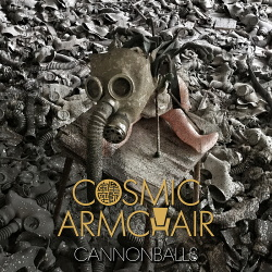 Cosmic Armchair - Cannonballs (Single) (2018)
