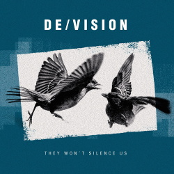 De/Vision - They Won't Silence Us (Single) (2018)