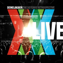 Deine Lakaien - The 30 Years Retrospective Live (2CD) (2018)