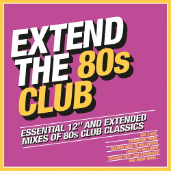VA - Extend The 80s Club (3CD) (2018)