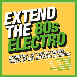 VA - Extend The 80s Electro (3CD) (2018)