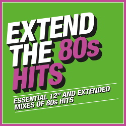 VA - Extend The 80s Hits (3CD) (2018)