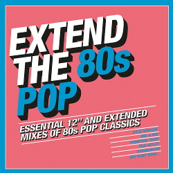 VA - Extend The 80s Pop (3CD) (2018)