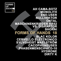 VA - Forms of Hands 18 (2018)