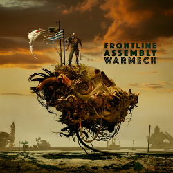 Front Line Assembly - Warmech (2018)