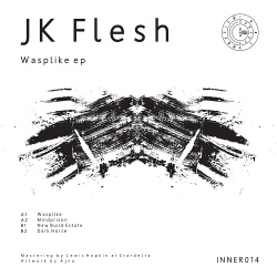 JK Flesh - Wasplike (EP) (2018)
