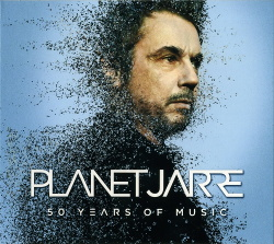 Jean Michel Jarre - Planet Jarre (50 Years Of Music) (2CD Deluxe Edition) (2018)