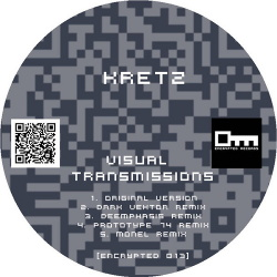 Kretz - Visual Transmissions (Single) (2018)