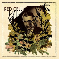Red Cell - Coloring My Bones (Single) (2018)