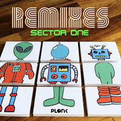 Sector One - Remixes (EP) (2018)