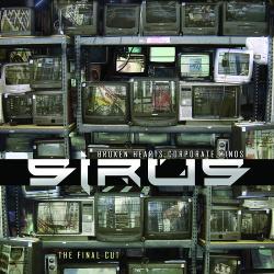 Sirus - Broken Hearts Corporate Minds - The Final Cut (2018)