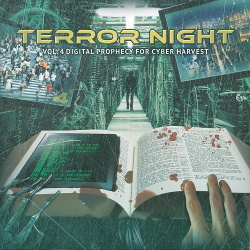 VA - Terror Night Vol. 4 Digital Prophecy For Cyber Harvest (2CD) (2018)