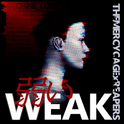 The Mercy Cage - Weak - Machine Logic (EP) (2018)