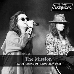 The Mission - Live at Rockpalast (Live 1990 Düsseldorf) (2018)