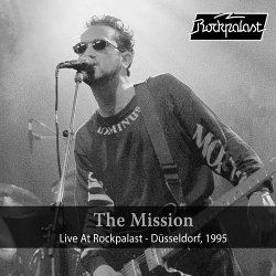 The Mission - Live at Rockpalast (Live 1995 Düsseldorf) (2018)