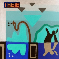 Theie - Its Happening Again (2018)