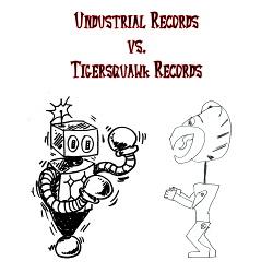 VA - Undustrial Records vs. Tigersquawk Records (2018)