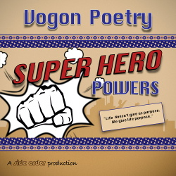Vogon Poetry - Super Hero Powers (Single) (2018)