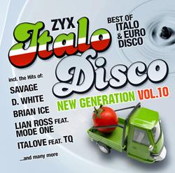 VA - ZYX Italo Disco New Generation Vol. 10 (2CD) (2017)