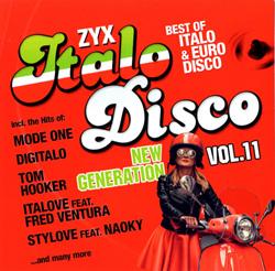 VA - ZYX Italo Disco New Generation Vol. 11 (2CD) (2017)