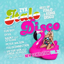 VA - ZYX Italo Disco New Generation Vol. 13 (2CD) (2018)