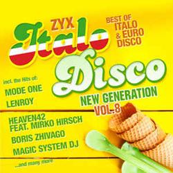 VA - ZYX Italo Disco New Generation Vol. 8 (2CD) (2016)