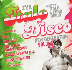 VA - ZYX Italo Disco New Generation Vol. 9 (2CD) (2016)