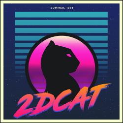 2DCAT - Summer, 1983 (EP) (2019)