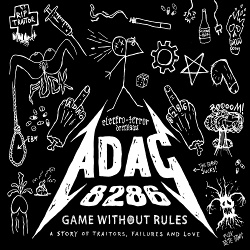 A.D.A.C. 8286 - Game Without Rules (A Story Of Traitors Failures And Love) (2019)