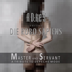 AD:keY vs. Die Robo Sapiens - Master and Servant EP (2019)