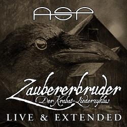ASP - Zaubererbruder - Der Krabat-Liederzyklus (2CD Live & Extended) (2019)